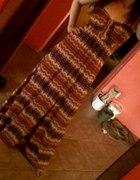 Maxi dress afrykanka next