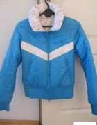niebieska kurtka NIKE...