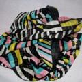 chusta multicolor pastele HiM