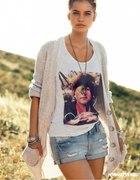 bluzka John Lennon H&M