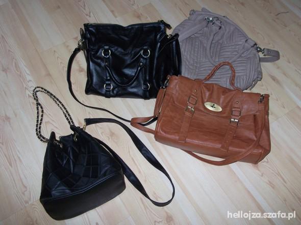 Moja kolekcja torebek 2012