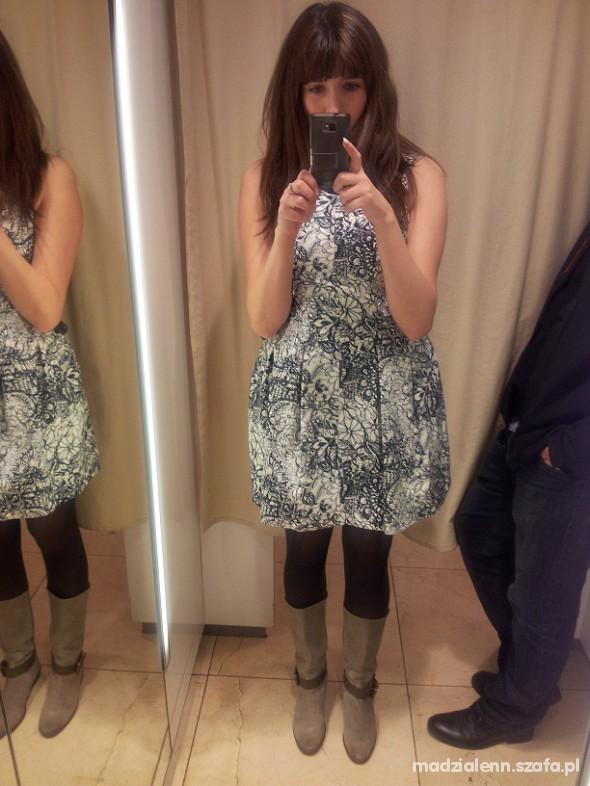 Na specjalne okazje zara nowa sukienka