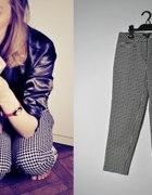 Spodnie Pepitka H and M rozmiar S XS