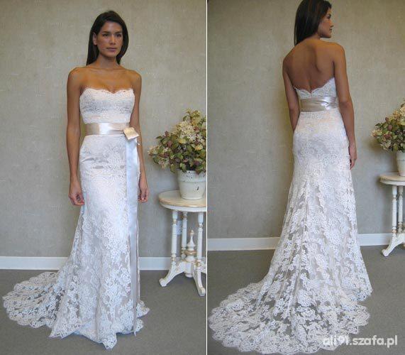 Na specjalne okazje Suknia śluba