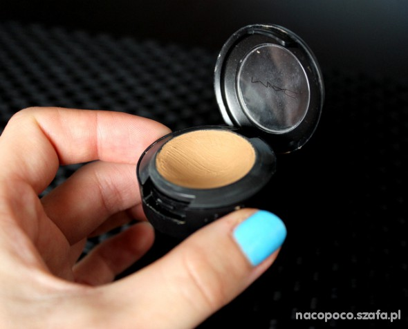 MAC Studio Finish Concealer SPF 35 kolor NC35