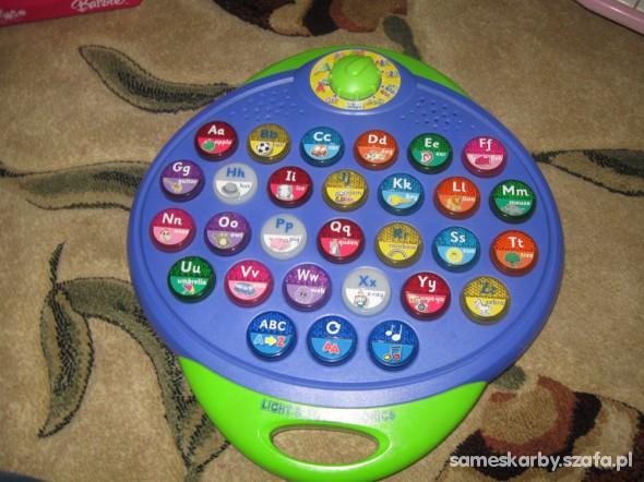 Zabawki PANEL DZWIEKOWY LIGHT SOUND PHONICS