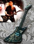 Gitara VIKING explorer Amon Amarth metal