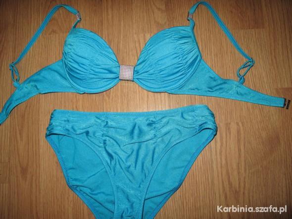 Sexi bikini kolor morski