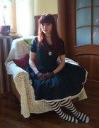 Gothic lolita na święta