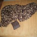 Leopard Brown SCARF