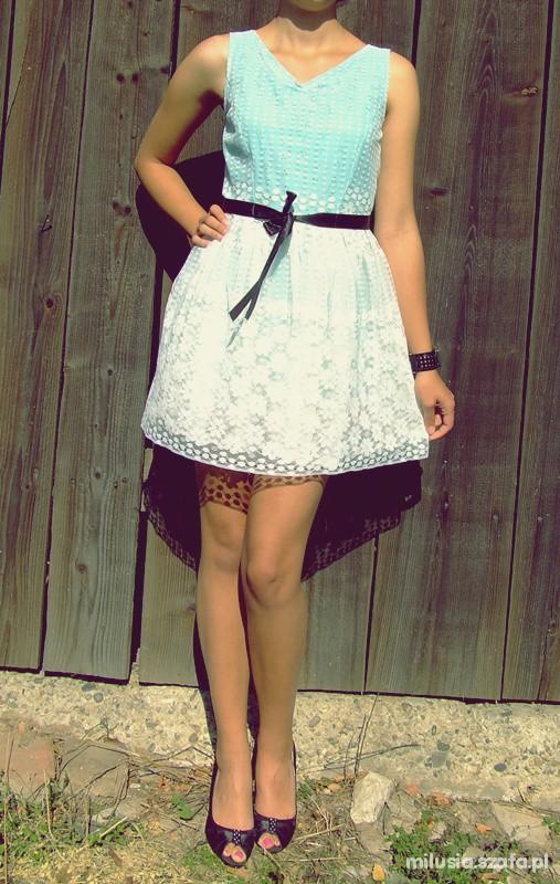 Romantyczne Słodka sukieneczka