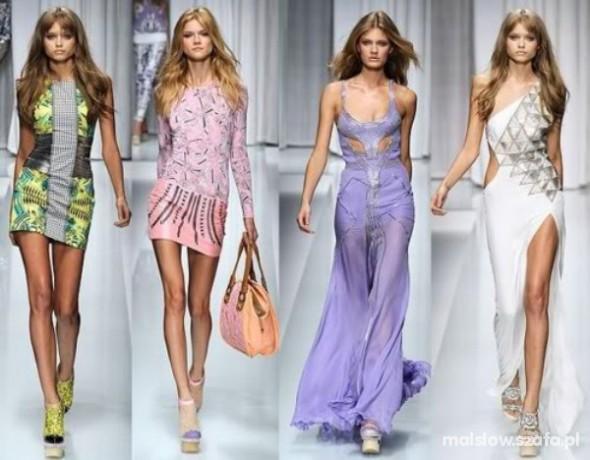 Eleganckie suknie