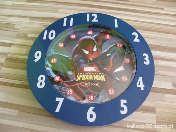 Zabawki zegarek spaidermena