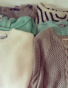 moja inspiracja wiosenne sweterki