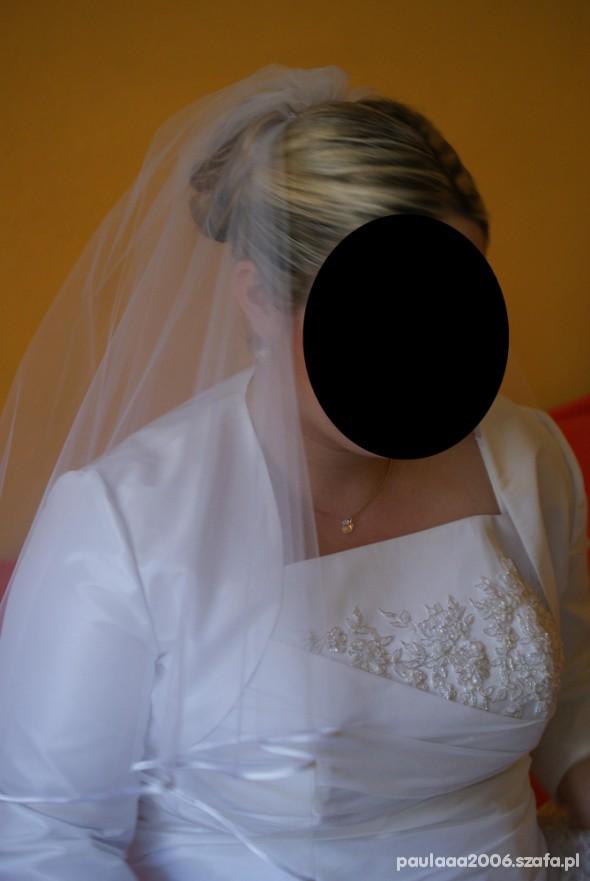 Suknie ślubne Suknia ślubna dla cieżarnych i nie tylko niedrogo