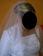 Suknia ślubna dla cieżarnych i nie tylko niedrogo...