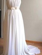 Nowa Biała Suknia Ślubna 38
