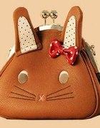 Torebka królik bunny Alice in Wonderland