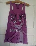 BOKSERKA różowa pantera BSH