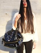 bialy oversize