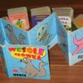 książeczki Super zestaw 8 sztuk