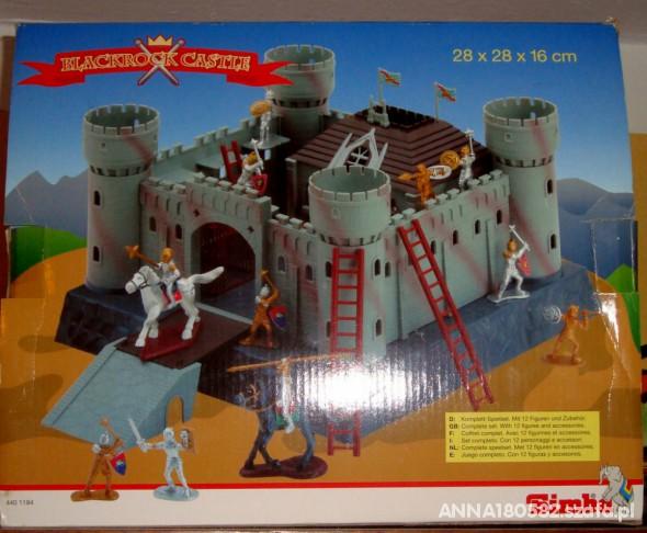 Zabawki BUDOWLE zamek