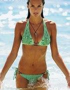 Mietowe Bikini...
