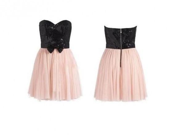 Sukienka różowa tiul Lipsy London...