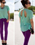mint and purple insp