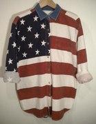 koszula flaga USA