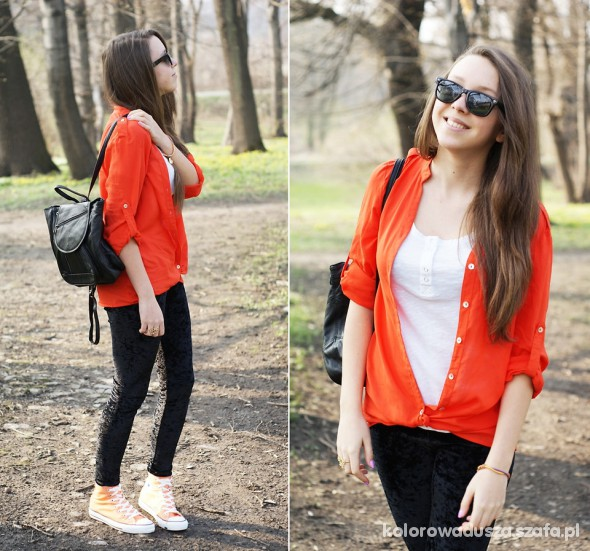 Morele i pomarańcze