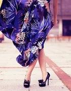 Długa sukienka Cubus