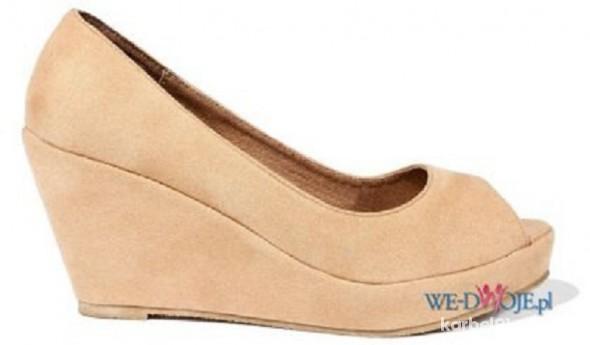 MOHITO NOWE open toe camel 39