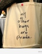 my other bags are prada