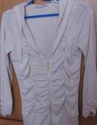 bluza tally weijl marszczona S