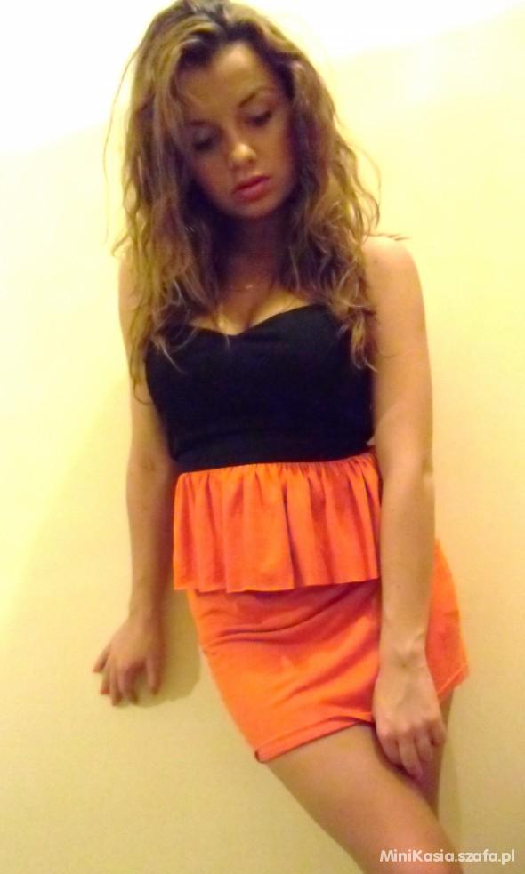 Wieczorowe dresss