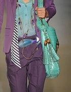 garnitur fioletowy