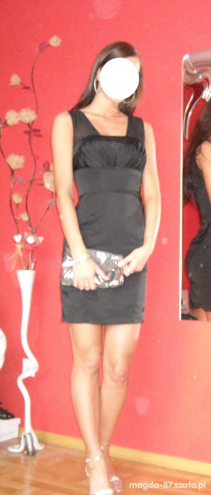 Eleganckie mała czarna