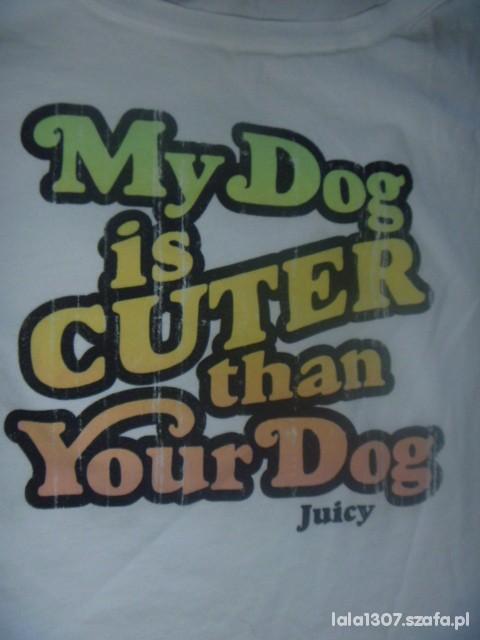 Koszulki Juicy Couture...