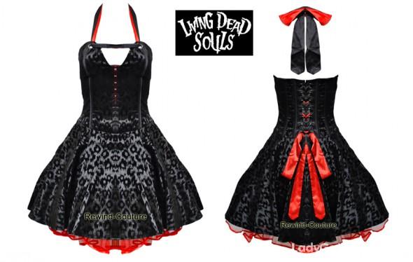Sukienka Living Dead Souls