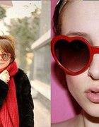 Okulary SERCA przeciwsłoneczne RETRO Lolita KOLORY