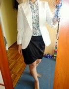 Koszula floral żabot ML...