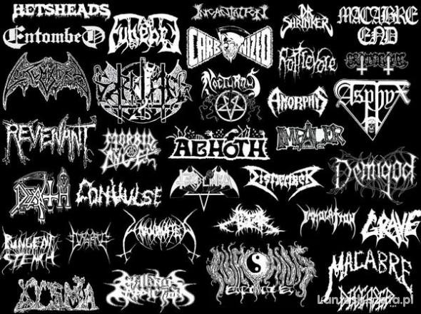black death thrash metal goth gothic punk naszywki