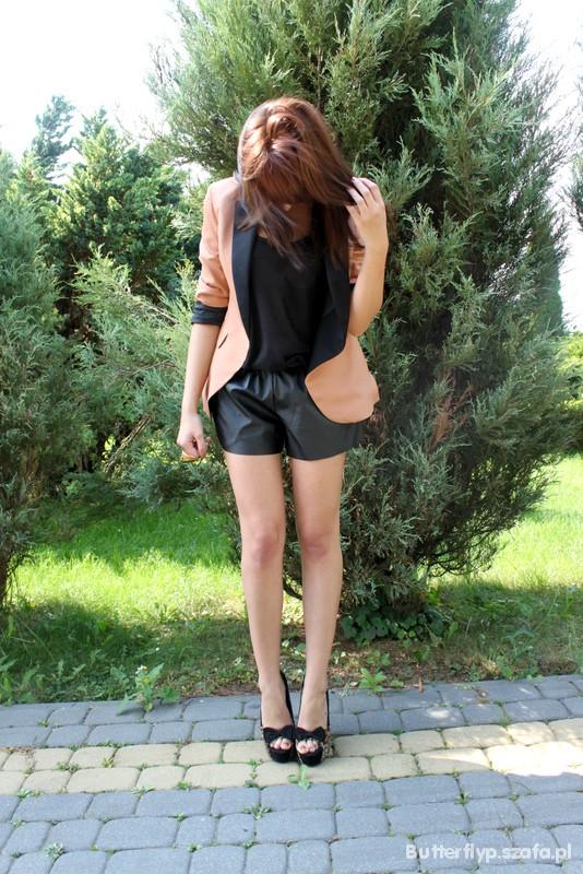 Mój styl Wiosenny blazer