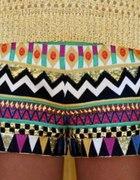 spodenki aztec