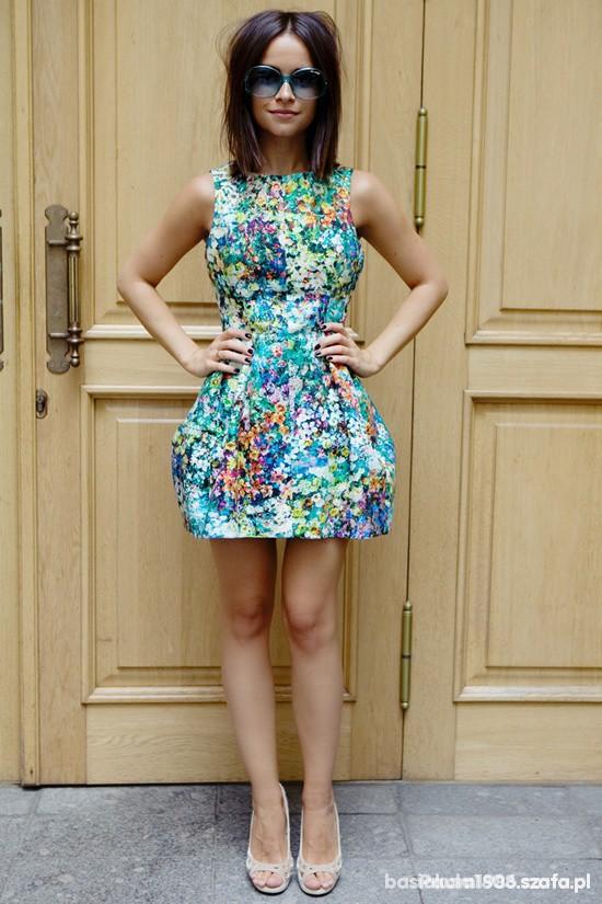 Romantyczne Dress Zara