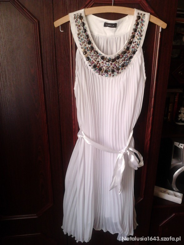 Sukienka Vanilla