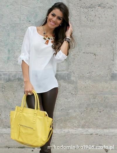 Mój styl biała koszula mgiełka 1
