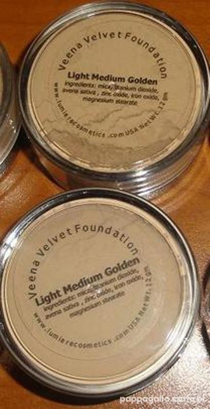 Bio-kosmetyki Mineralny podkład naturalny Lumiere w pudrze XXL