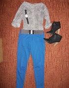 Panterka i niebieskie spodnie